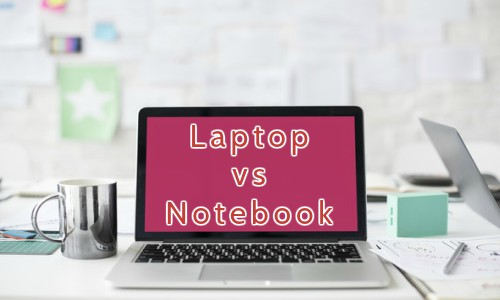 Difference Between Laptop and Computer