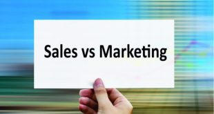 Difference Between Sales and Marketing