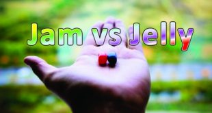 Difference Between Jam vs Jelly